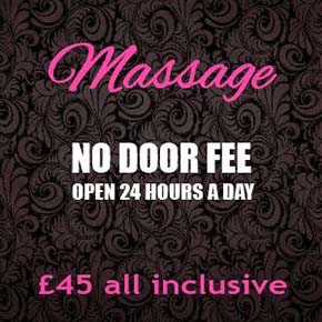 massage parlours bristol no door fee